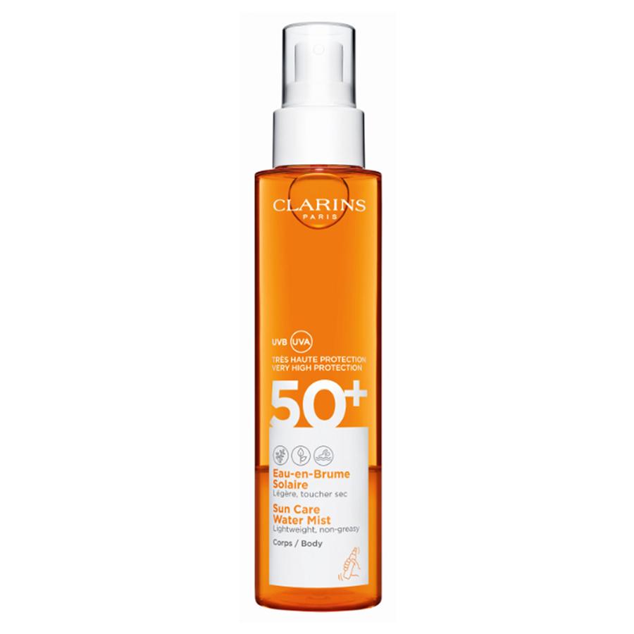 Clarins Sun Care Body Water SPF50+ 150 ml