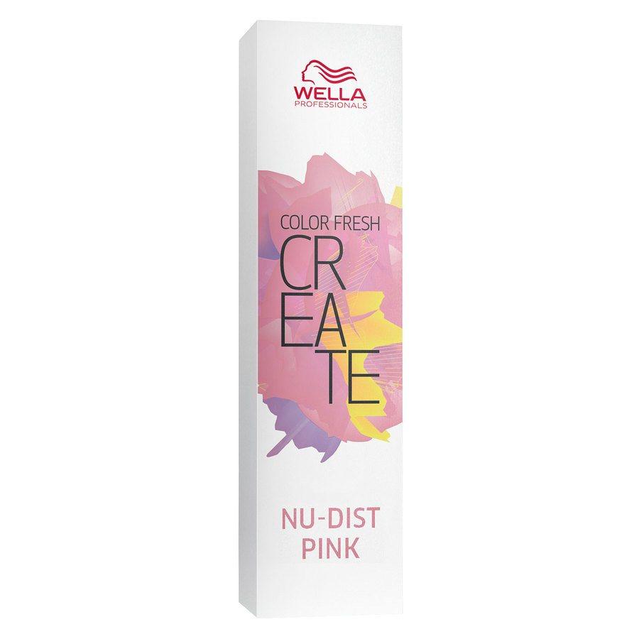 Wella Professionals Color Fresh Create 60 ml ─ NuDist Pink
