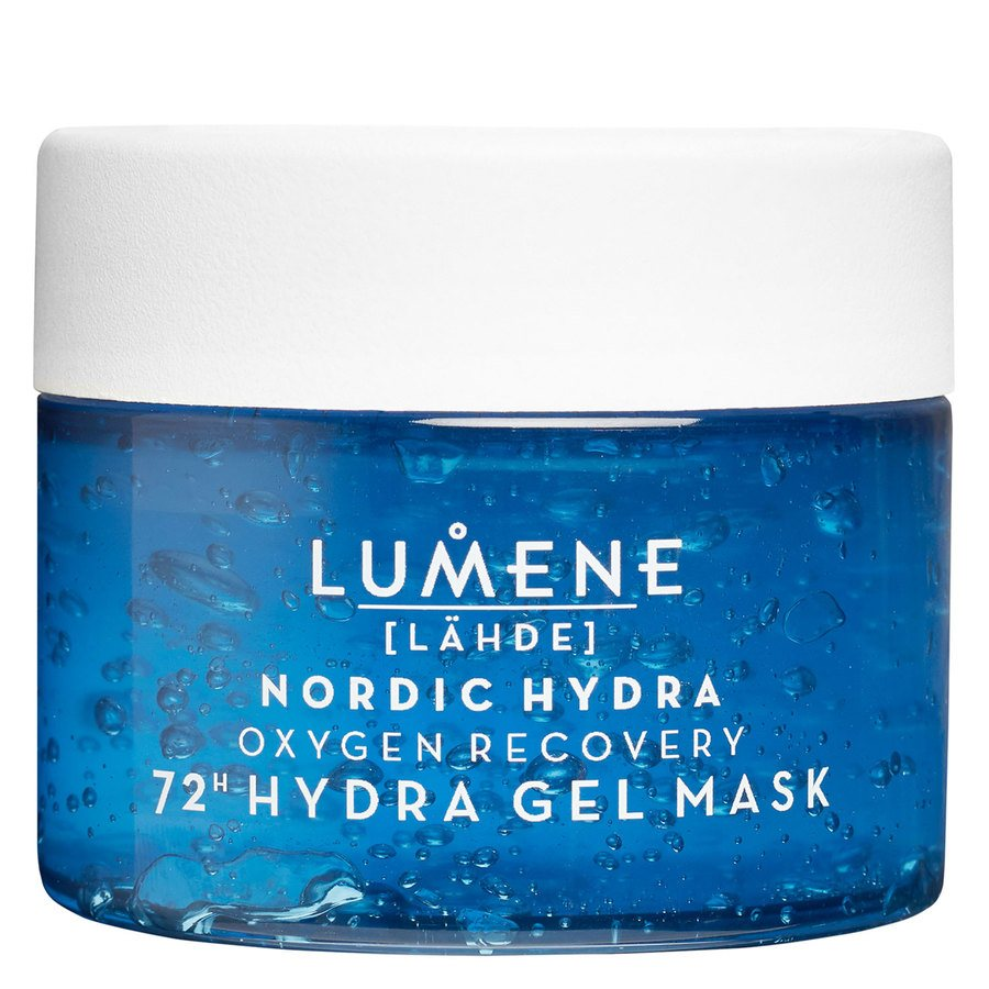 Lumene Nordic Hydra LÄHDE Oxygen Recovery 72h Hydra Gel Mask 150 ml