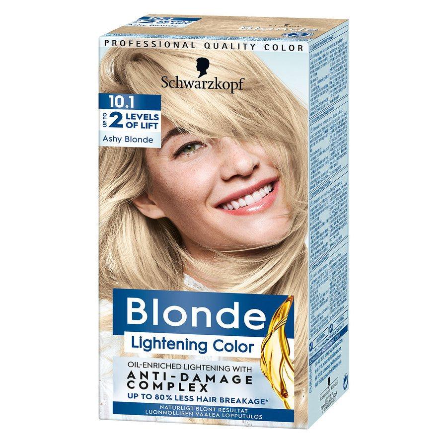 Schwarzkopf Blonde ─ 10.1 Ashy Blonde