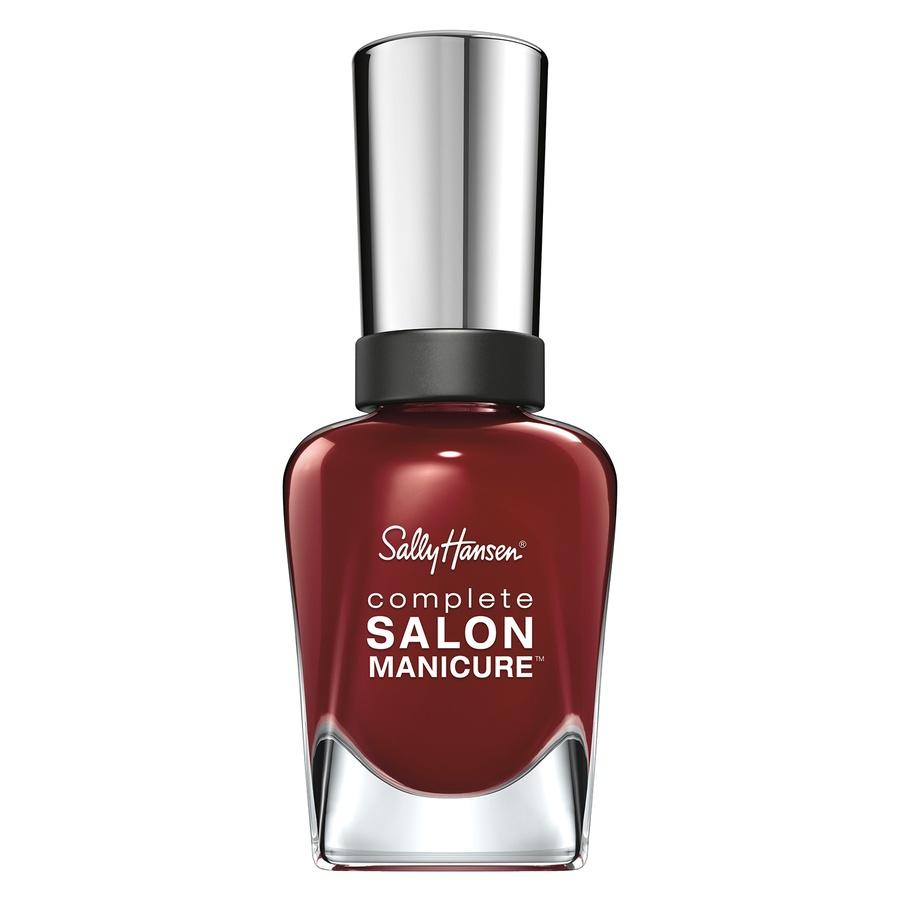 Sally Hansen Complete Salon Manicure 3.0 14,7 ml ─ #610 Red Zin