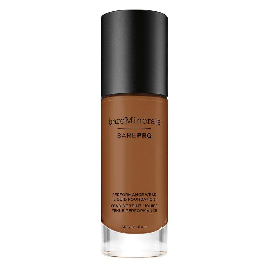 bareMinerals barePro Performance Wear Liquid Foundation SPF20 30 ml ─ #27 Espresso
