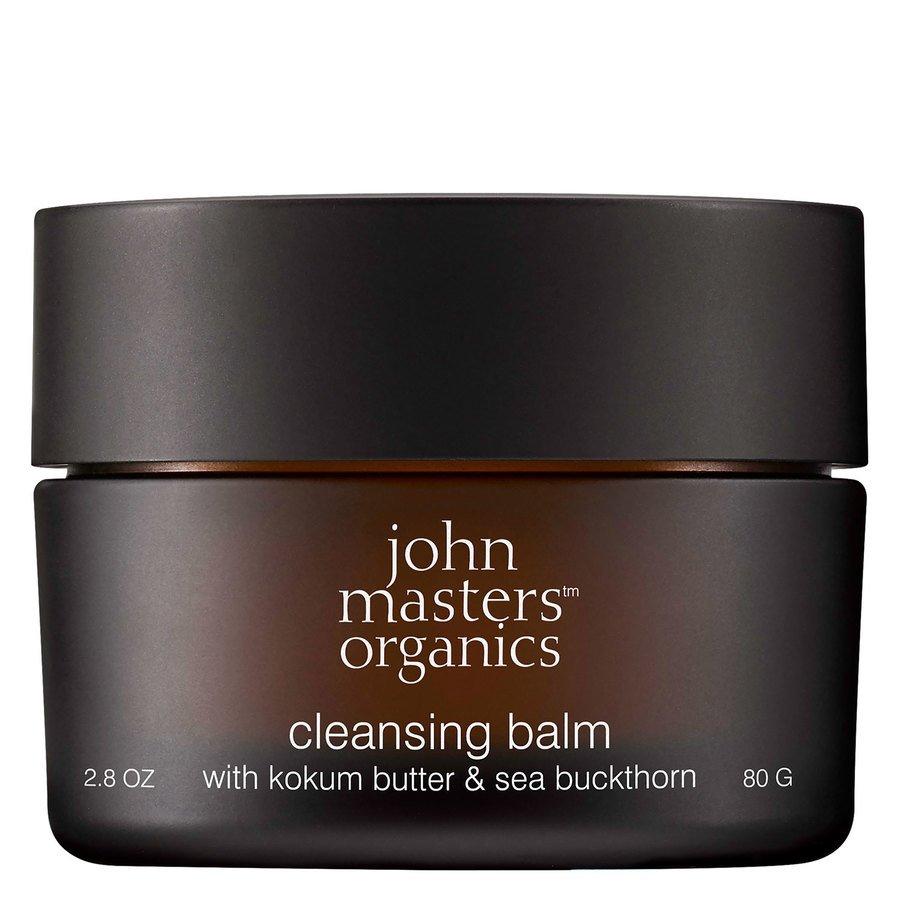 John Masters Organics Cleansing Balm With Kokum & Sea Buckthorn 80 g