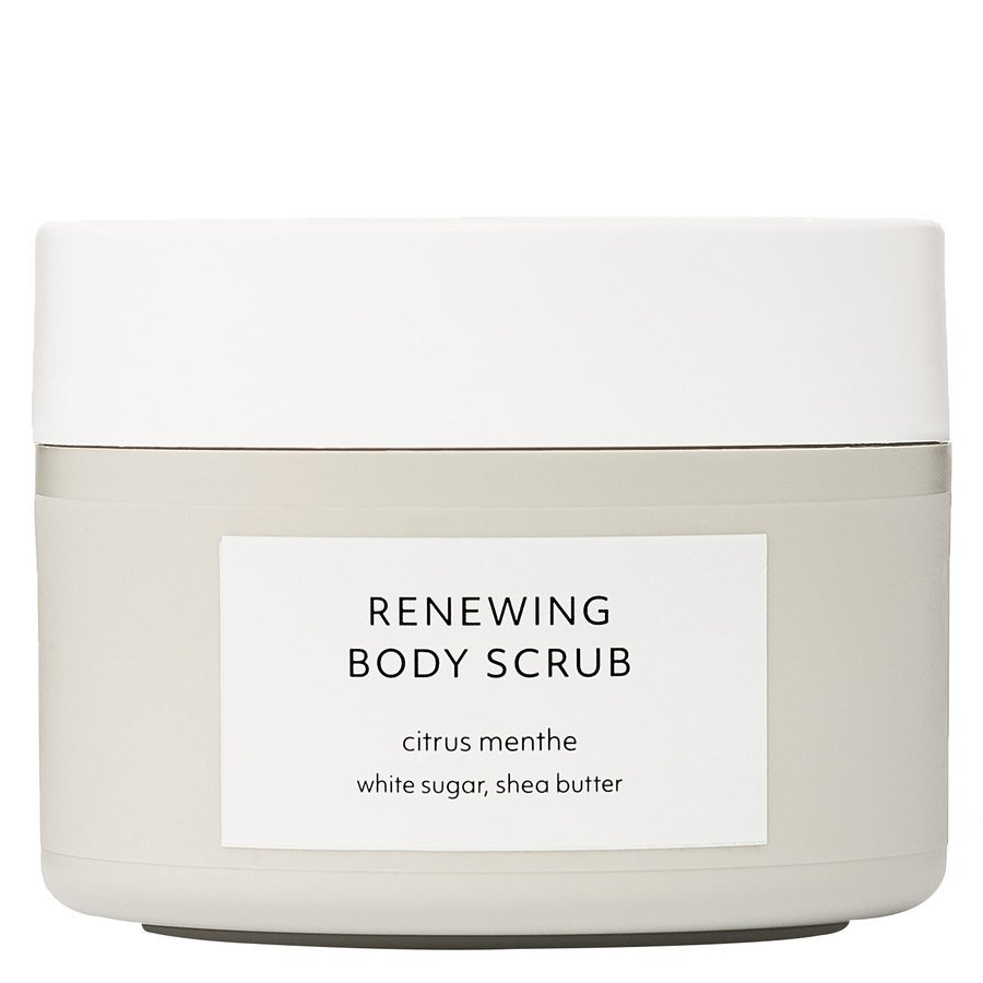 Estelle & Thild Renewing Body Scrub 200 ml – Citrus Menthe