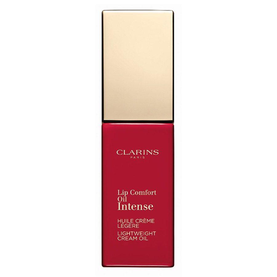 Clarins Lip Comfort Oil Intense 7 ml ─ 07 Intense Red
