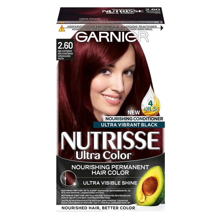 Garnier Nutrisse Ultra Color – 2.6