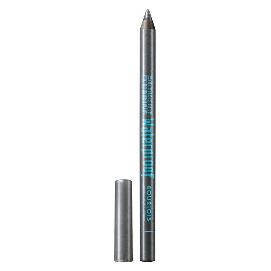 Bourjois Contour Clubbing Waterproof Pencil & Liner 1,2 g ─ 42 Gris Tecktonik