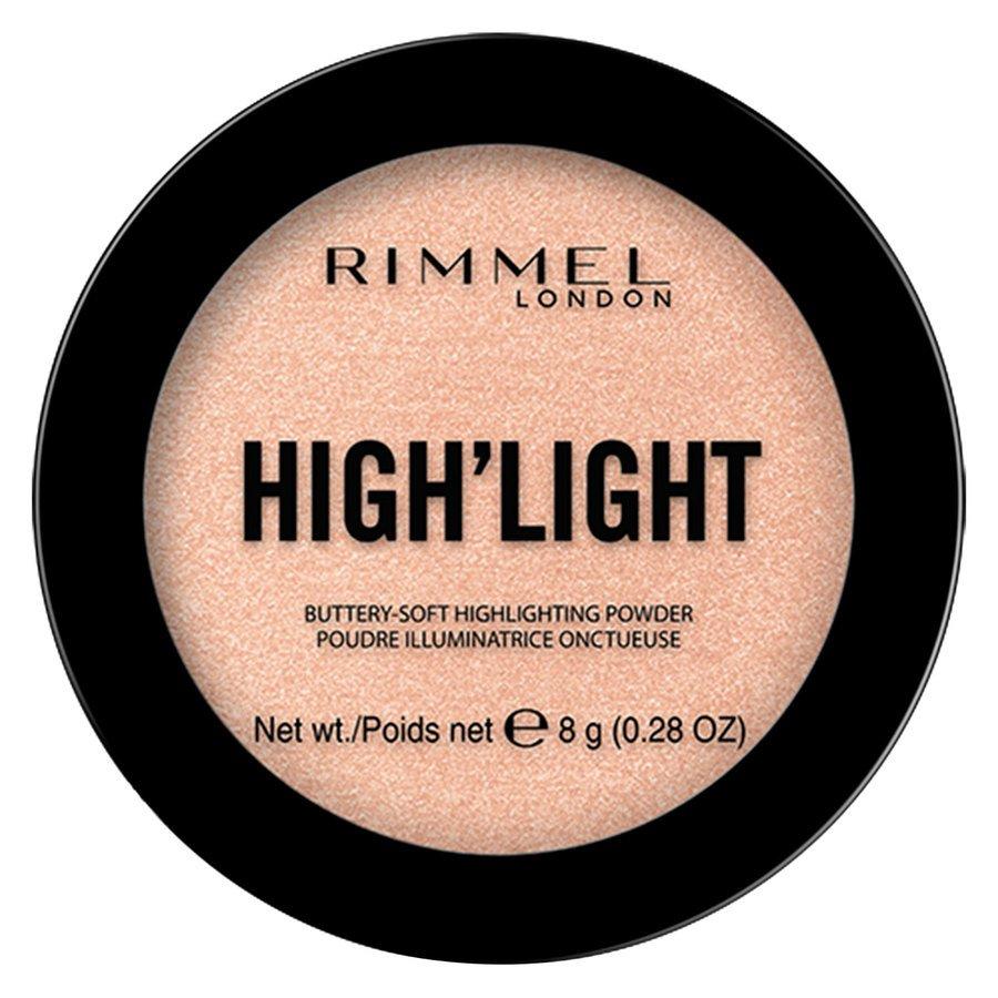 Rimmel London Highlight Powder 8 g – Candlelit 2