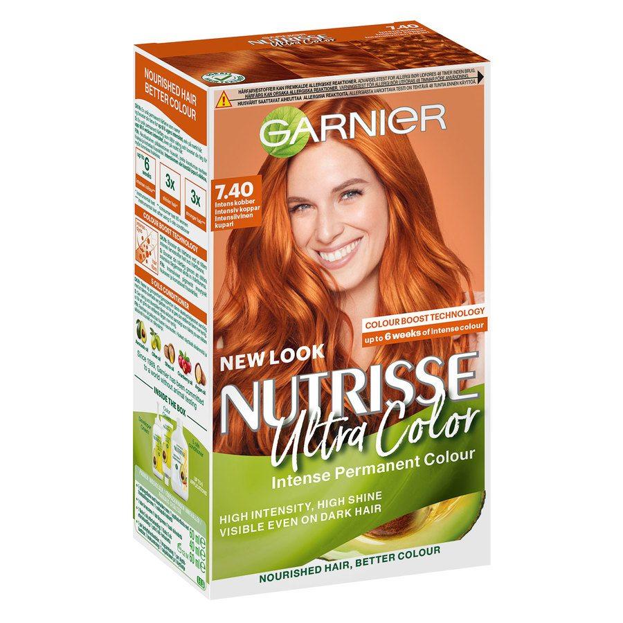 Garnier Nutrisse Ultra Color – 7.14