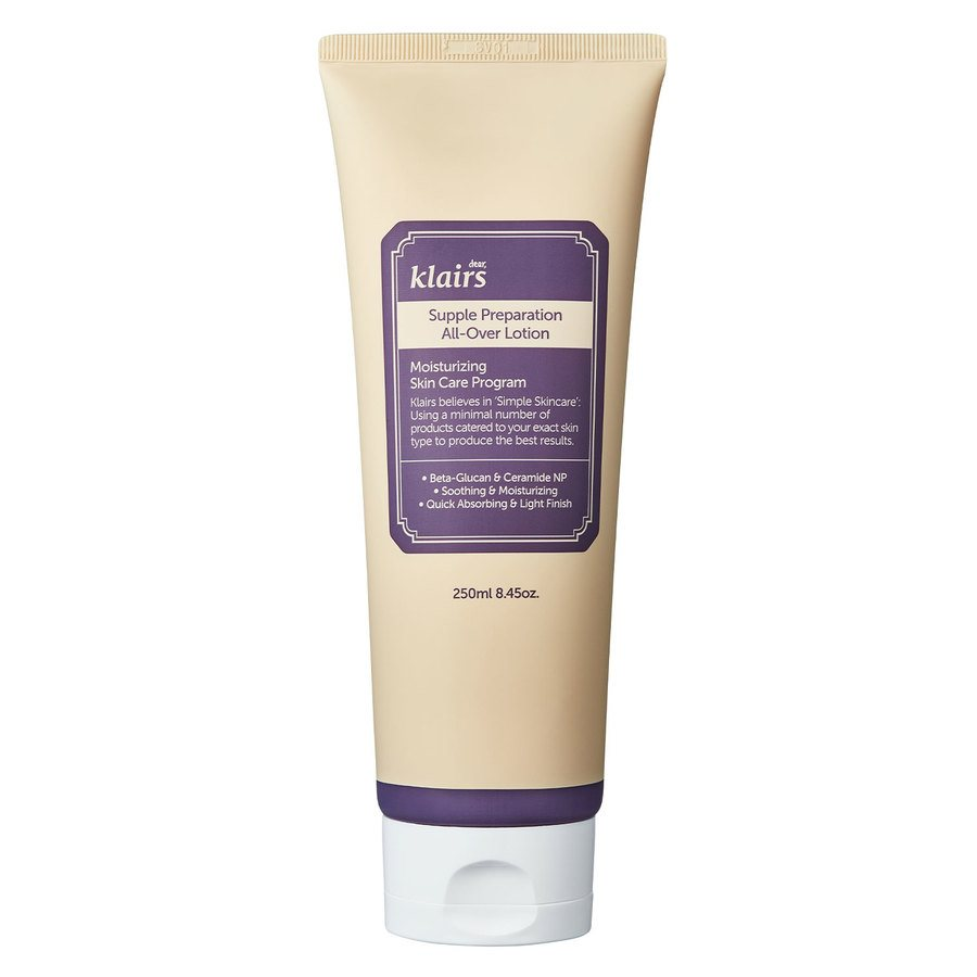 Klairs Supple Preparation All-Over Lotion 250 ml
