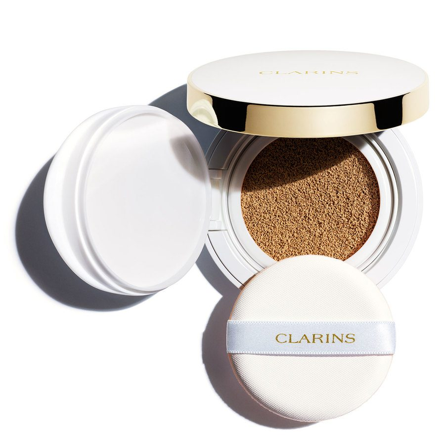 Clarins Everlasting Cushion Foundation+ 15 g – #112 Amber
