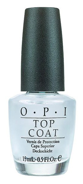 OPI 15 ml – Top Coat High-Gloss Protection