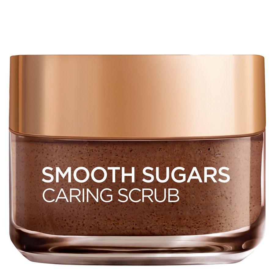 L'Oréal Paris Smooth Sugar Scrub Caring Cocoa 50 ml
