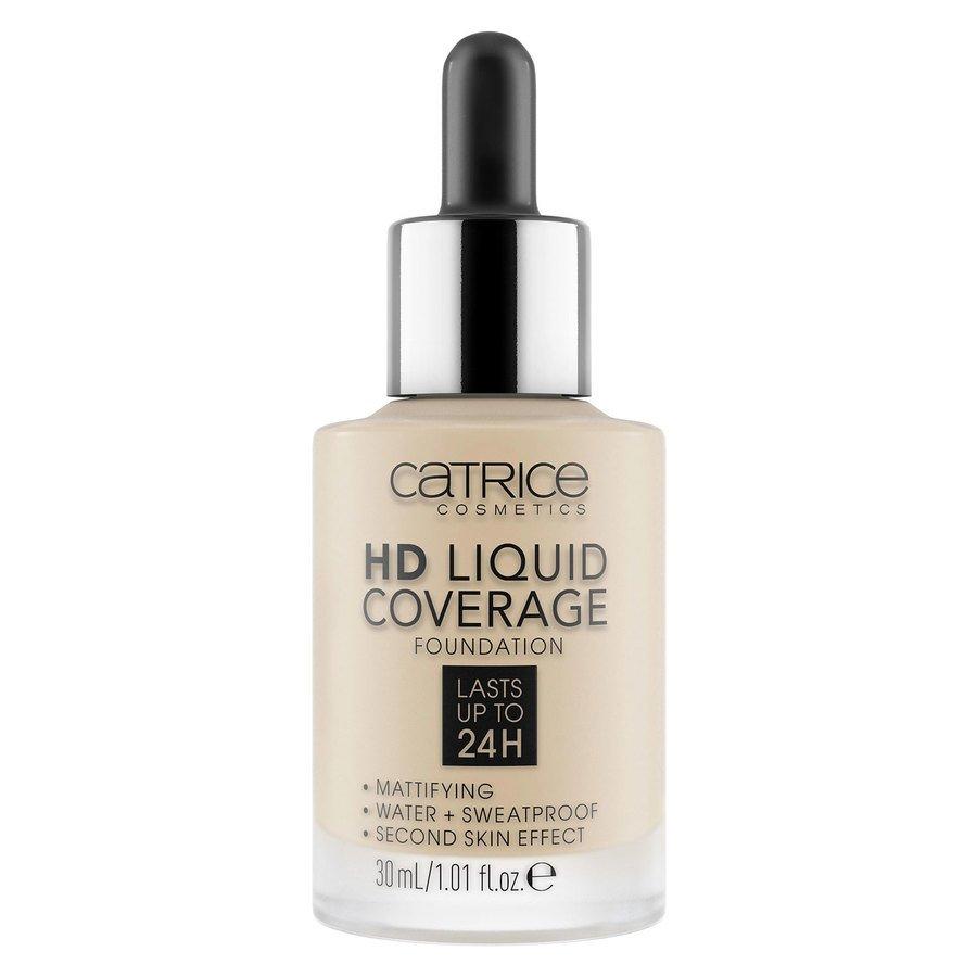 Catrice HD Liquid Coverage Foundation 30 ml – Light Beige 010