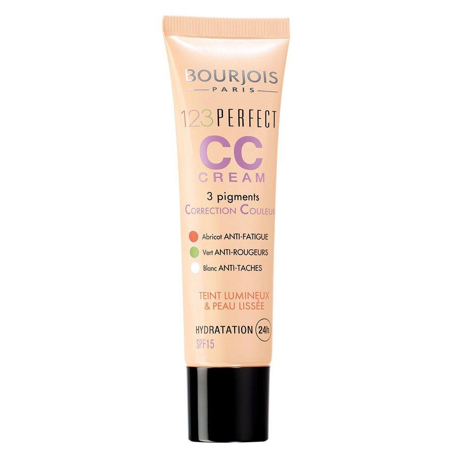 Bourjois 123 Perfect CC Cream 30 ml ─ 33 Beige Rose