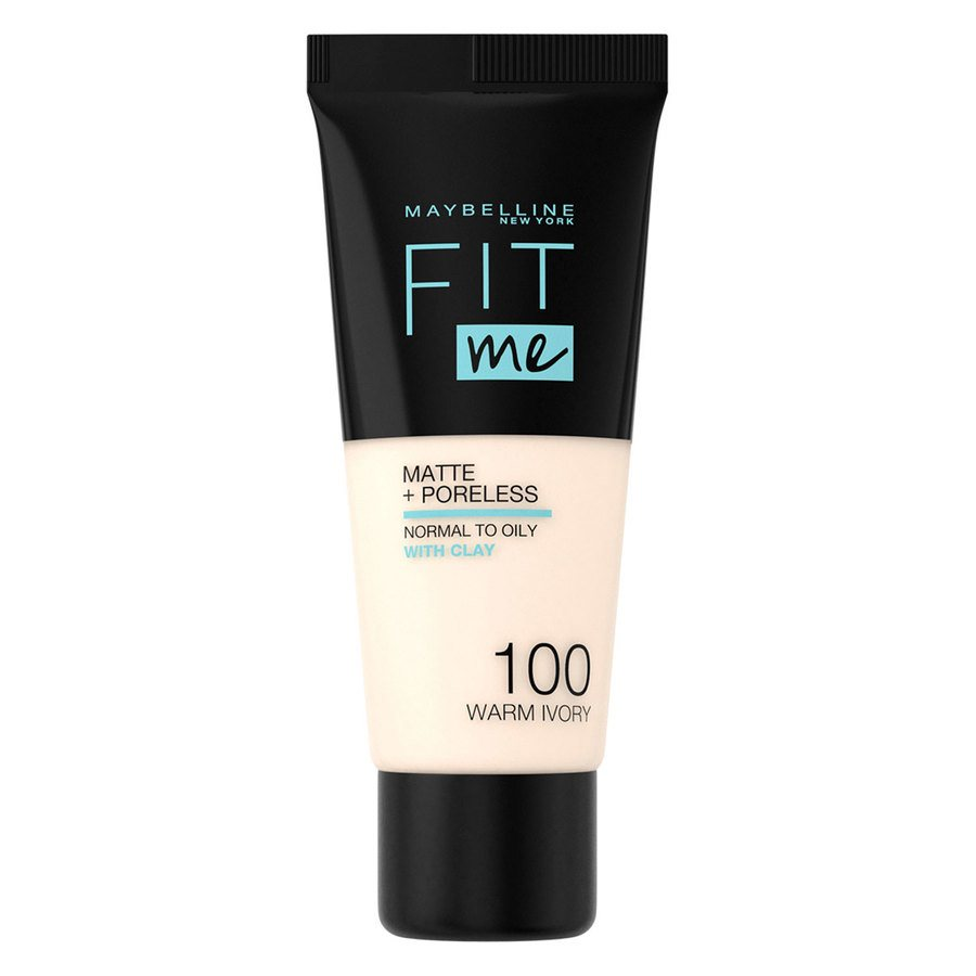 Maybelline Fit Me Matte + Poreless Foundation 100 30ml