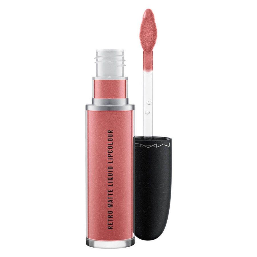 MAC Cosmetics Retro Matte Liquid Lipcolour Gemz & Roses 5ml