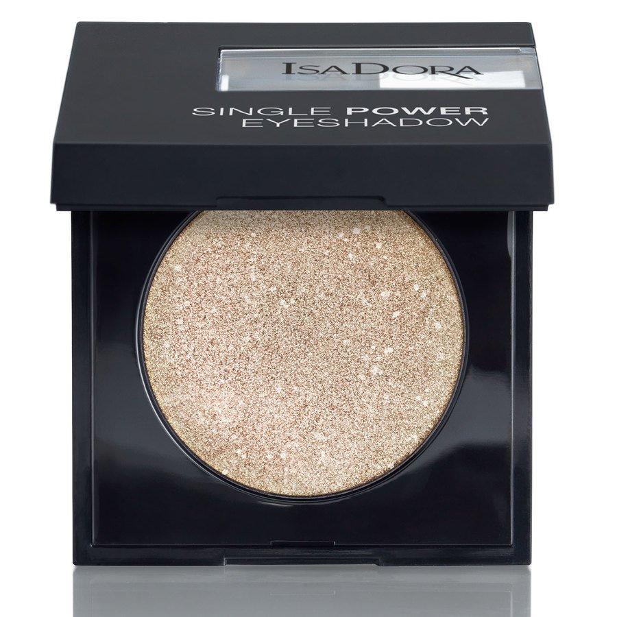 IsaDora Single Power Eyeshadow 2,2 g ─ 07 Glossy Diamonds
