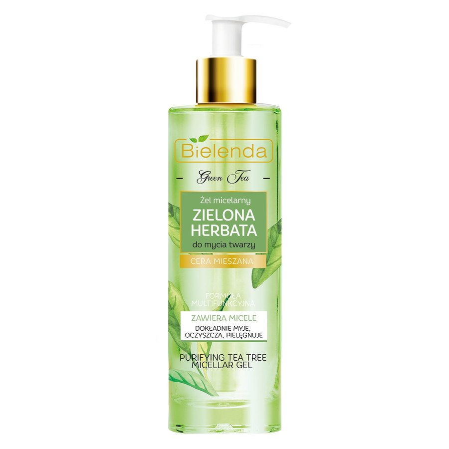 Bielenda Green Tea Micellar Gel 200 ml