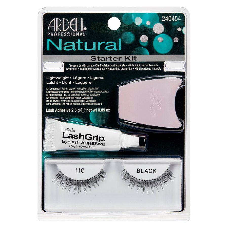 Ardell Starter Kit Natural Lash #110