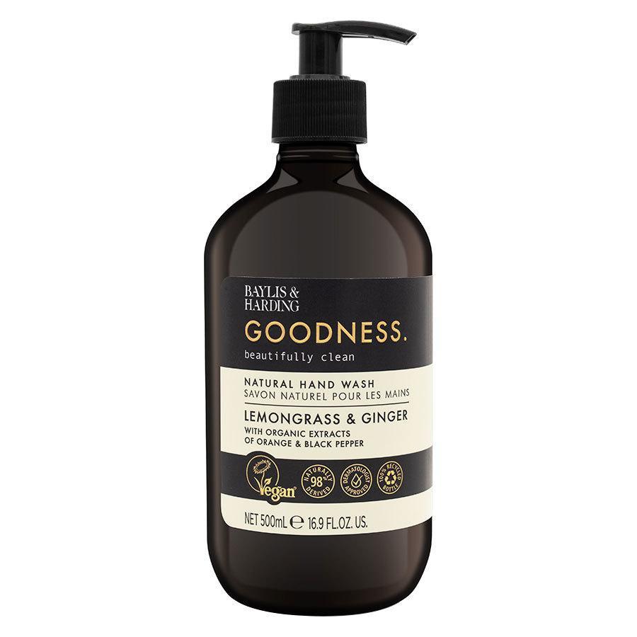 Baylis & Harding Goodness Lemongrass & Ginger Hand Wash 500 ml