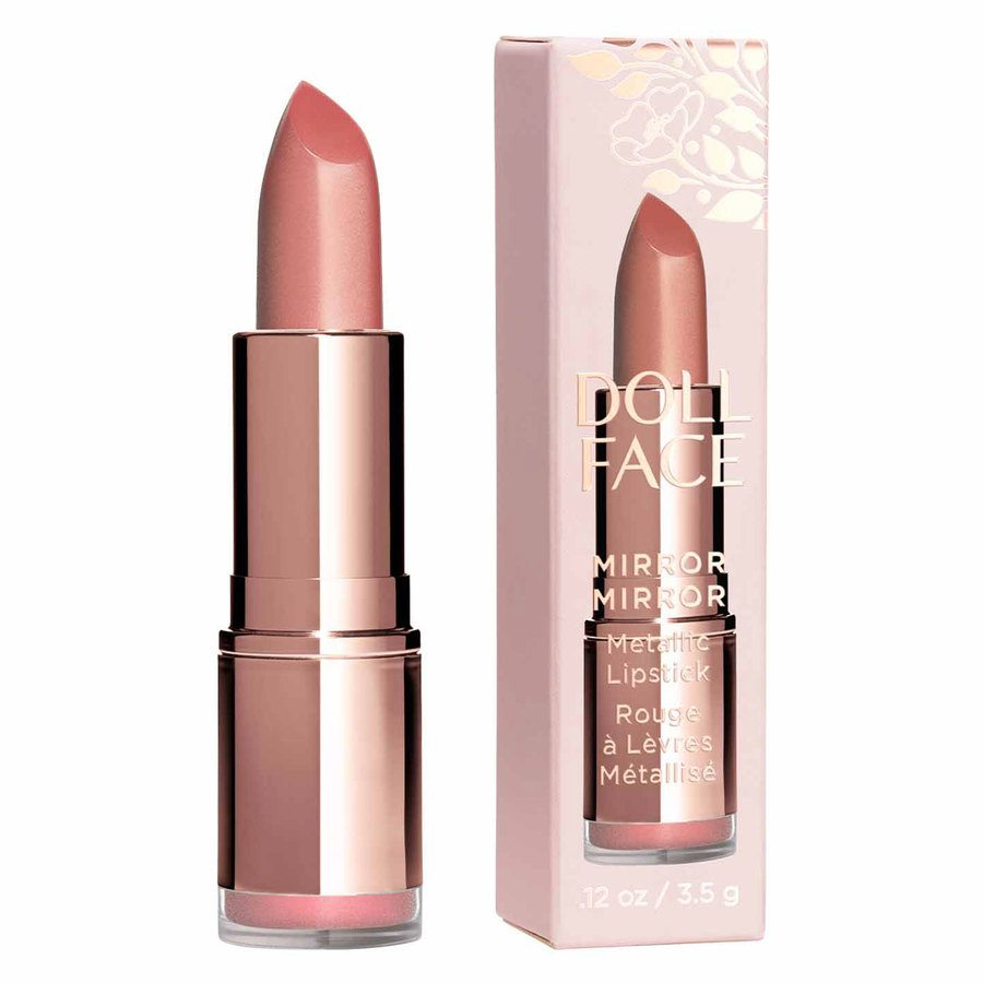 Doll Face Mirror Mirror Metallic Lipstick 3,4 g ─ Beautiful