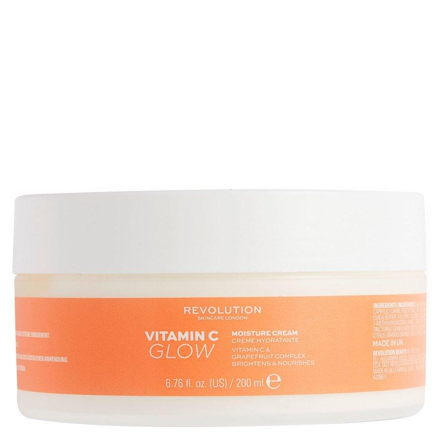 Revolution Skincare Vitamin C Glow Body Moisture Cream 200 ml