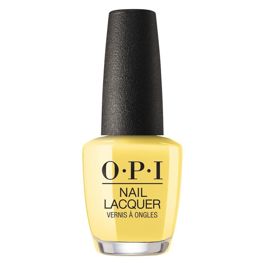 OPI Nail Polish 15 ml ─ Don't Tell A Sol