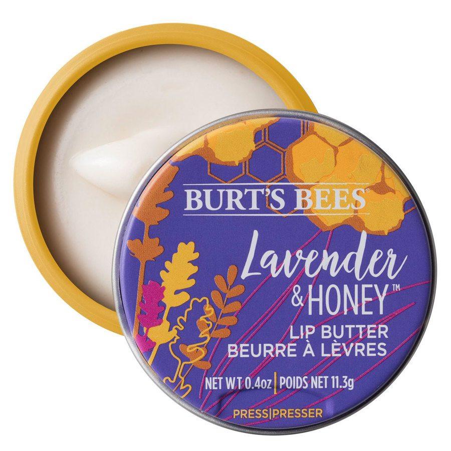 Burt's Bees® 100% Natural Origin Moisturising Lip Butter 11,3 g -  Lavender & Honey