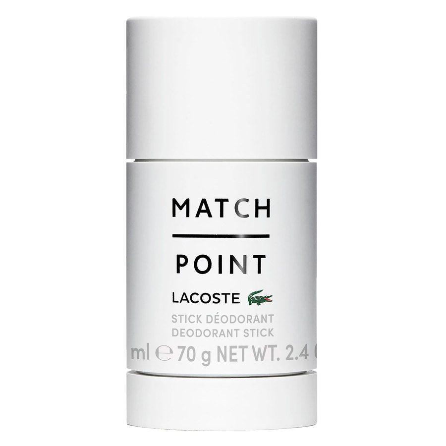 Lacoste Match Point Deodorant Stick 75ml