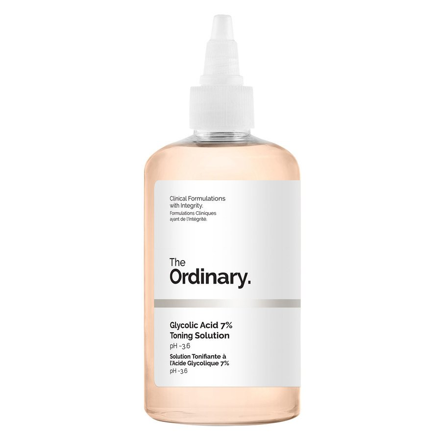 The Ordinary Glycolic Acid 7 % Toning Solution 240 ml