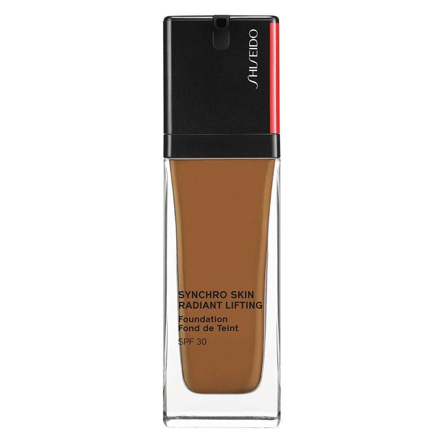 Shiseido Synchro Skin Radiant Lifting Foundation SPF 30 30 ml – 520 Rosewood
