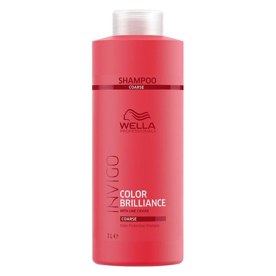 Wella Professionals Invigo Color Brilliance Shampoo Coarse 1 000 ml