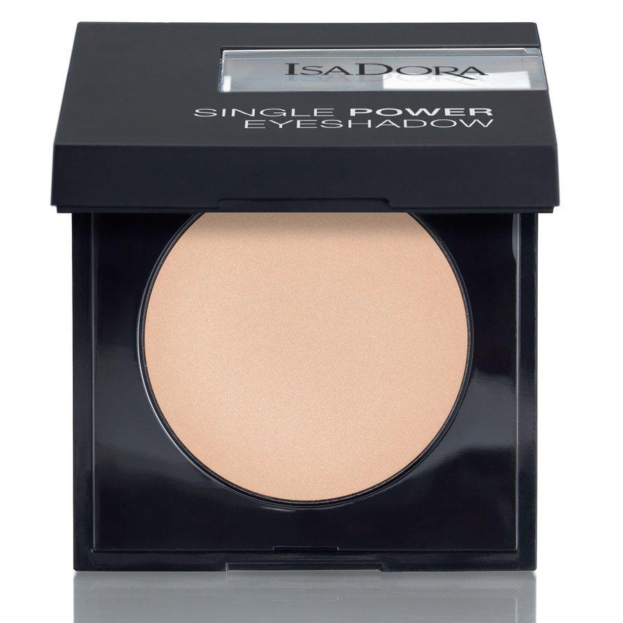 IsaDora Single Power Eyeshadow 2,2 g ─ 01 Bare Beige