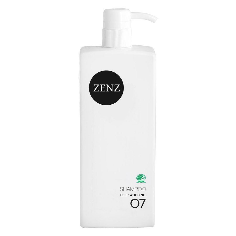 Zenz Organic Shampoo Deep Wood No.07 785 ml