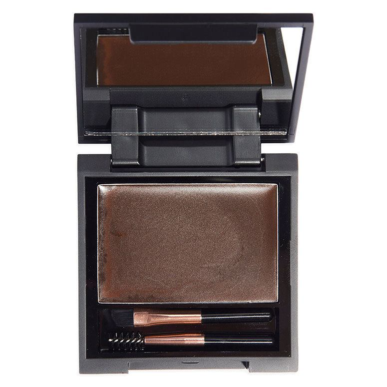 Revolution Beauty Makeup Revolution Glossy Brow Kit Dark 1kpl