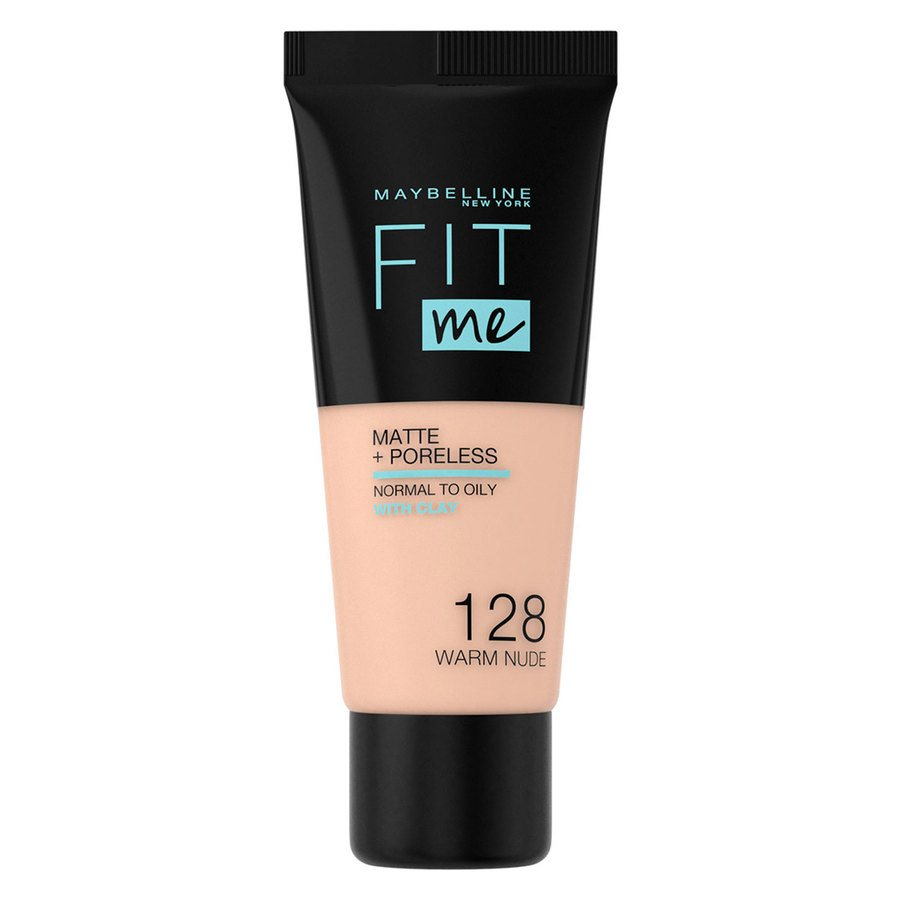 Maybelline Fit Me Matte + Poreless Foundation 128 30ml