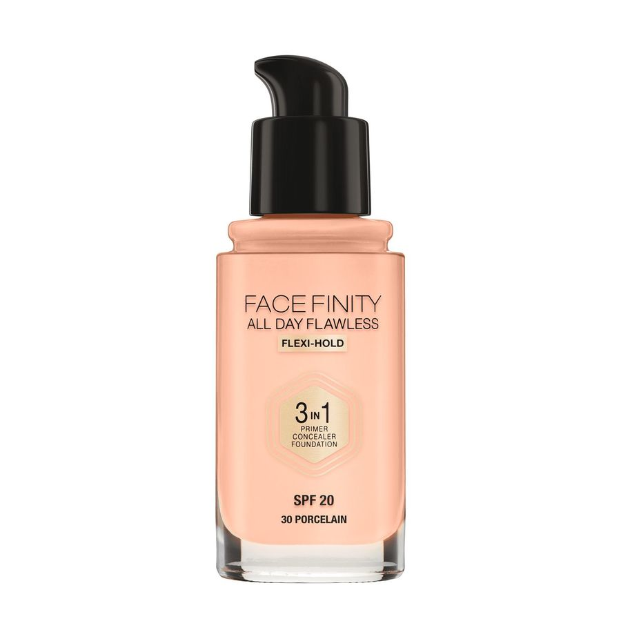Max Factor Facefinity 3 In 1 Foundation 30 ml - 30 Porcelain