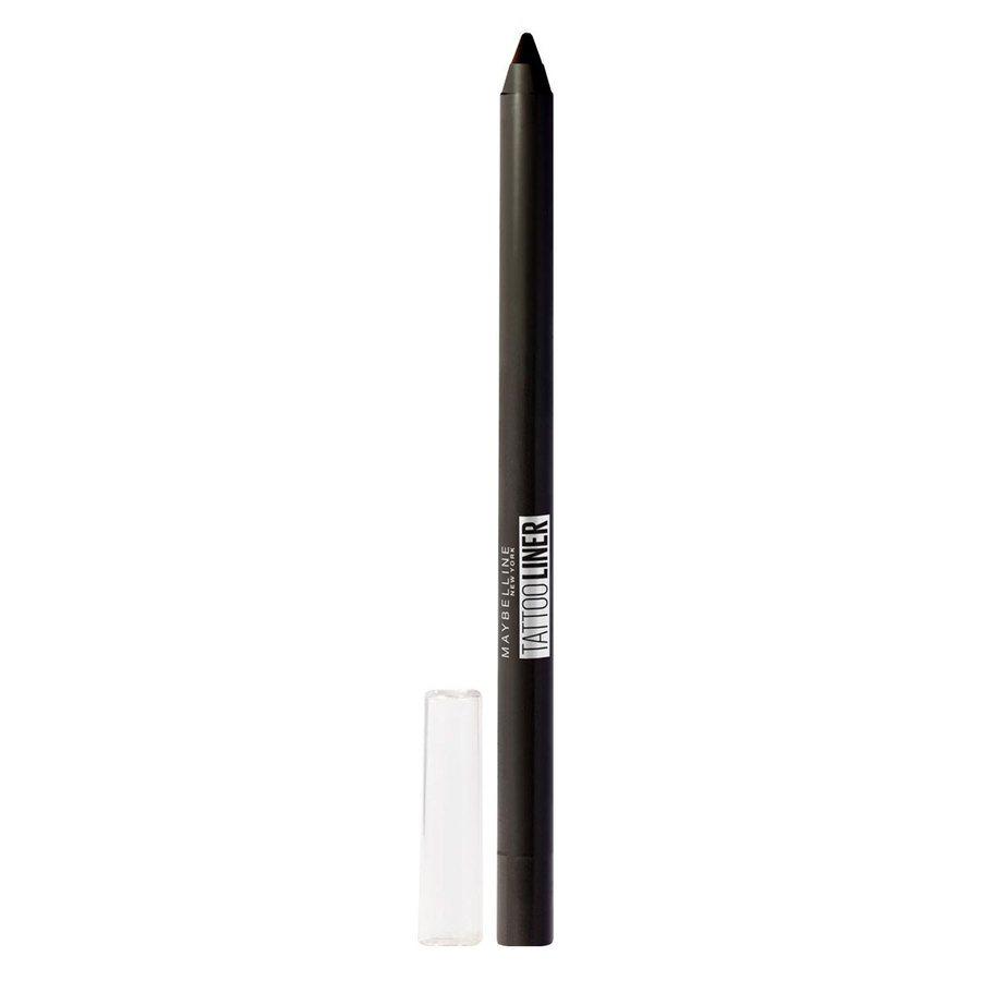 Maybelline Tattoo Liner Gel Pencil 1,3 g - #900 Deep Onyx