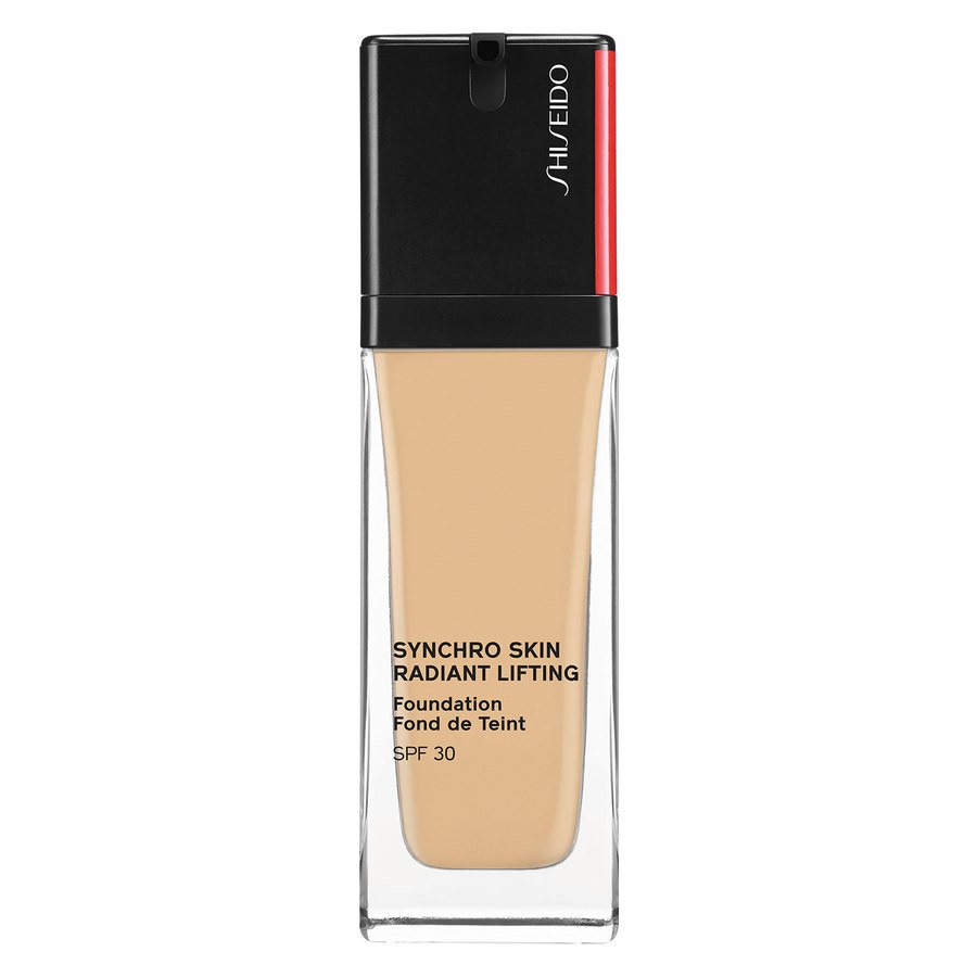 Shiseido Synchro Skin Radiant Lifting Foundation SPF 30 30 ml – 250 Sand