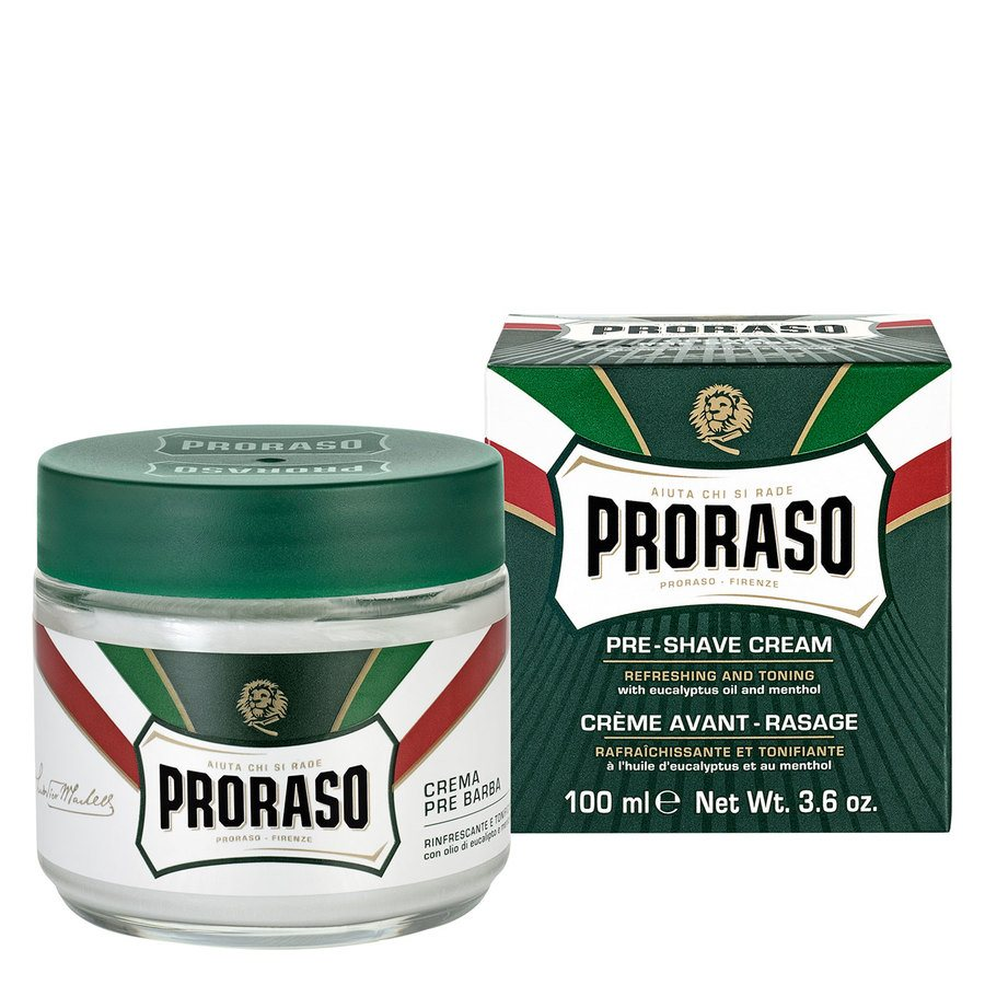 Proraso Pre-Shave Cream Eukalyptus And Menthol 100 ml