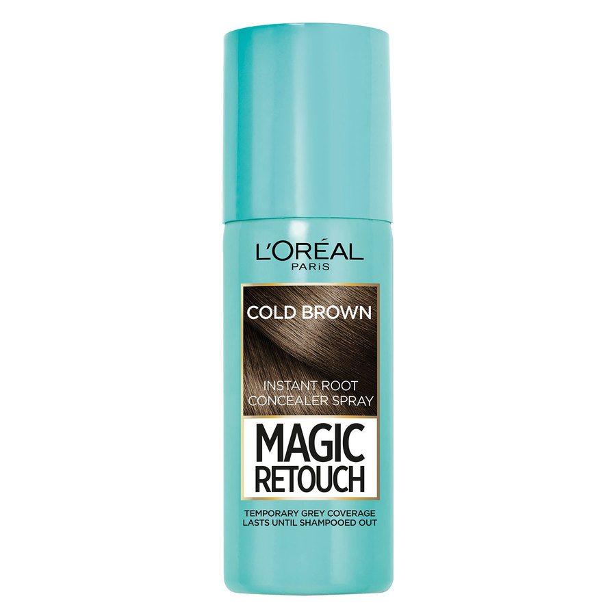 L'Oréal Paris Magic Retouch 75 ml - Cold Brown
