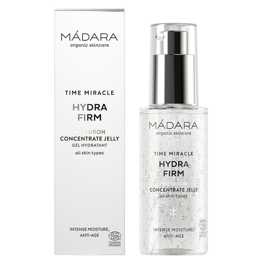 Mádara Time Miracle Hydra Firm Hyaluron Concentrate Jelly 75 ml