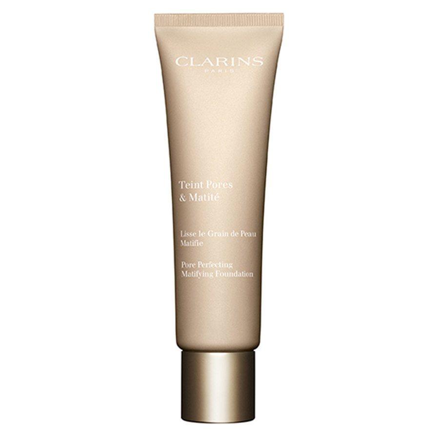 Clarins Teint Pores & Matité 30 ml – 01 Nude Ivory
