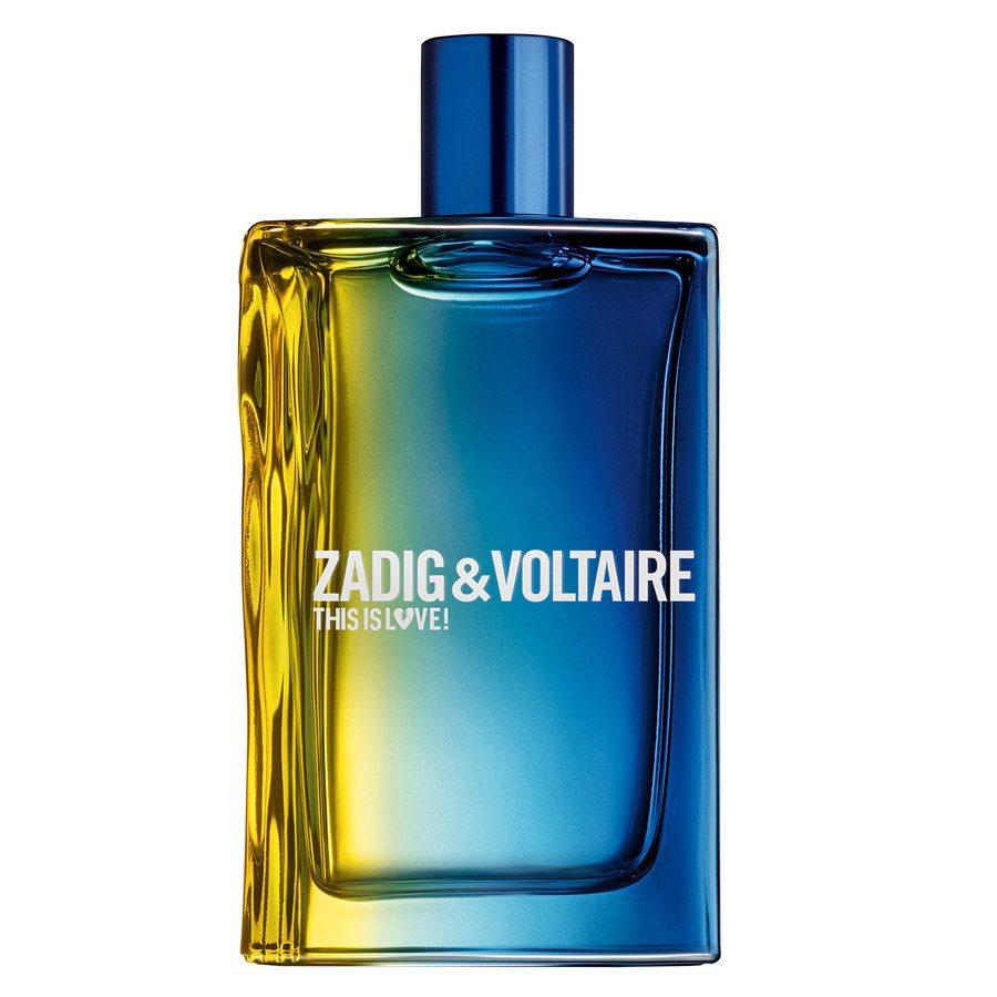 Zadig & Voltaire This Is Love Pour Lui Eau De Toilette 100 ml
