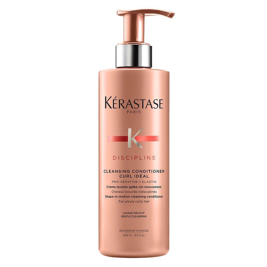 Kérastase Discipline Curl Idéal Cleansing Conditioner Shampoo 400ml