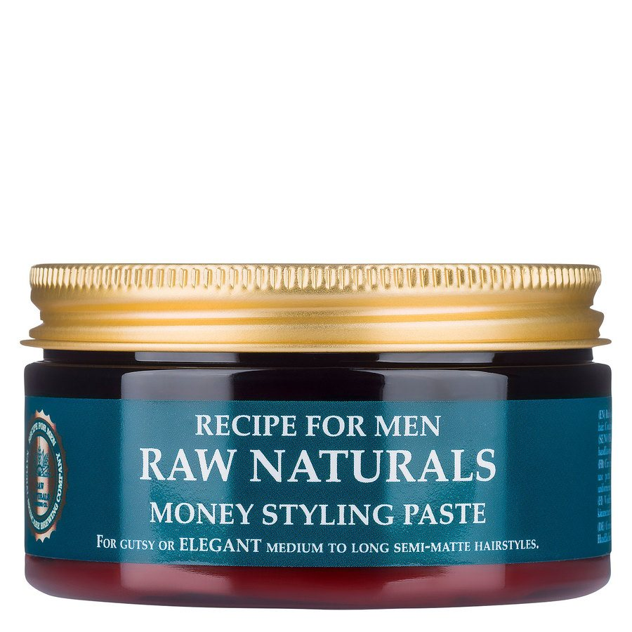 Raw Naturals Money Styling Paste 100 ml