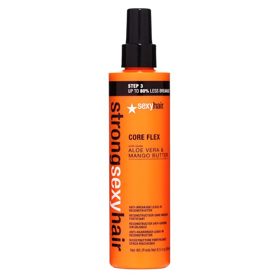 Strong Sexy Hair Core Flex Anti-breakage Leave-in Reconstructor 250ml