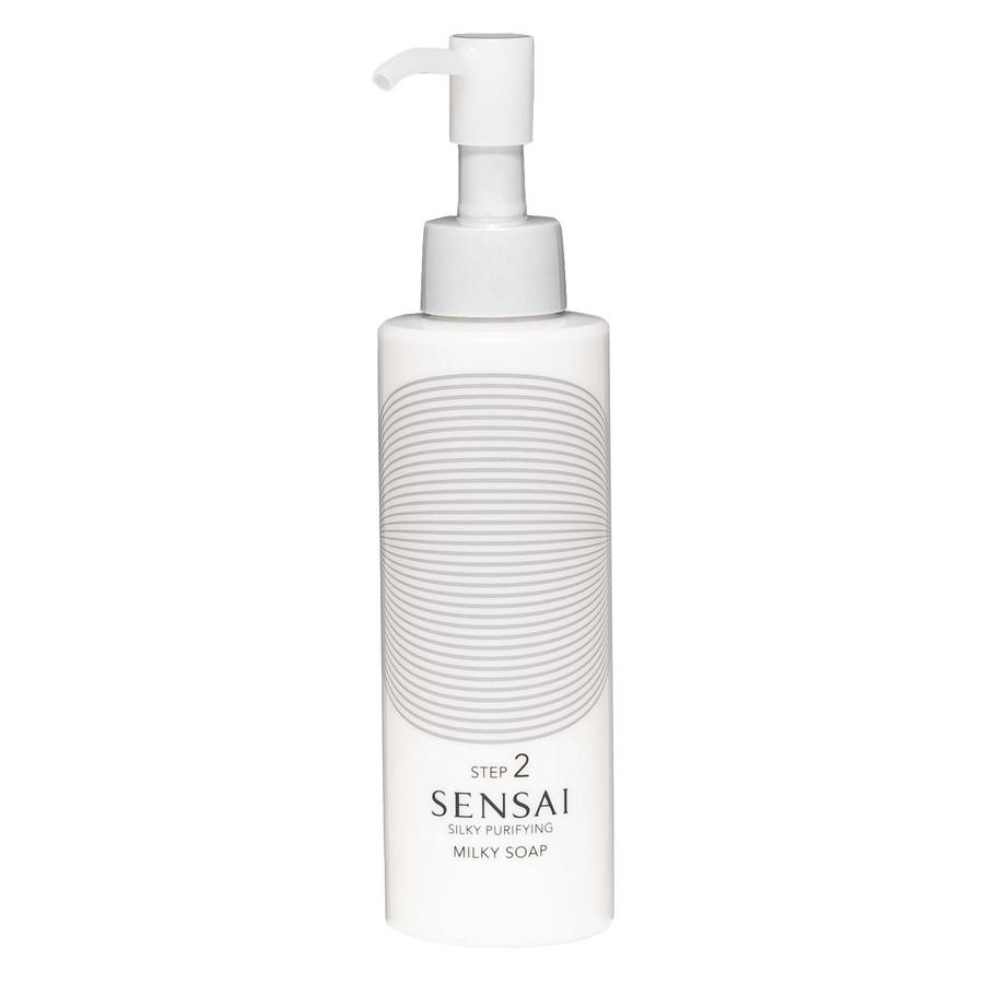 Sensai Silky Purifying Milky Soap Step 2 150 ml