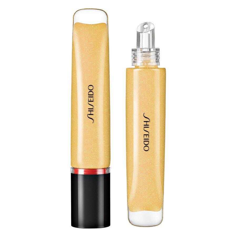 Shiseido Shimmer GelGloss 9 ml ─ 01 Kogane Gold